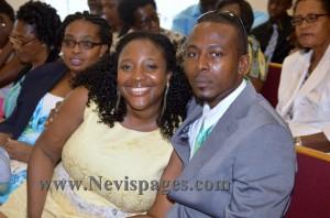 The proud parents of Jayden Dore