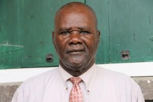 President of the Nevis Island Assembly Hon. Farrell Smithen