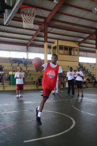 The Digicel Jumpstart Clinics sees some of the most talented players across the Caribbean learning from NBA-certified coaches techniques that will take their game to the next level