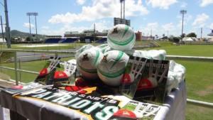 SKN Patriots Donates Footballs in St Kitts_2