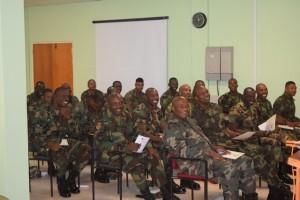 Members of RSS Leaders Course 01 2015